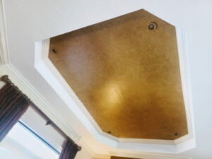 Residential Popcorn Ceiling Removal