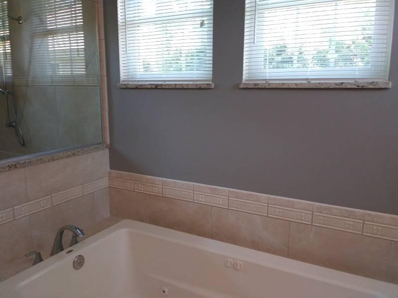 Residential - Bathroom Painting