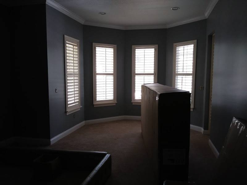Residential Interior Painting - Dining Room